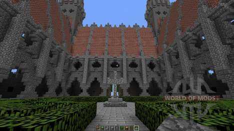 Karneela abbey pour Minecraft