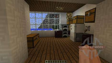 Modern Minecraft Home pour Minecraft