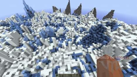 Glacier pour Minecraft