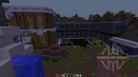 Big City Life Halbshooter pour Minecraft
