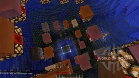 Paluten Jump für Minecraft