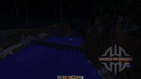 The Hunger Games world für Minecraft