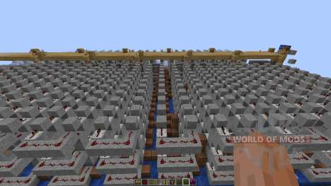 Note Block Songs World [1.8][1.8.8] pour Minecraft