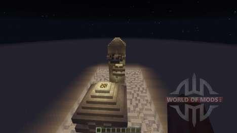 Small Maze Parkour Map pour Minecraft