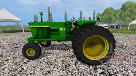 John Deere 4020 für Farming Simulator 2015