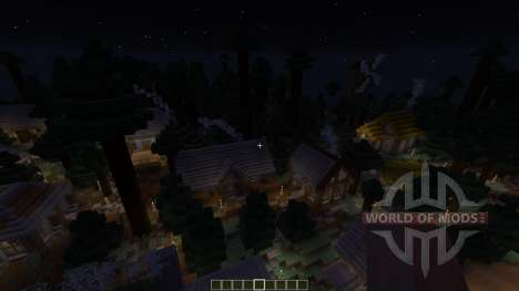 Pirates village pour Minecraft