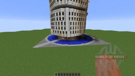 Turning Torso für Minecraft