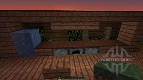 Life Ultramodern Eco House pour Minecraft