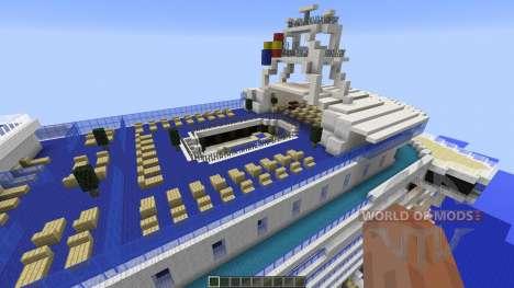 Caribbean Princess für Minecraft