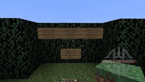 Hedge Maze für Minecraft