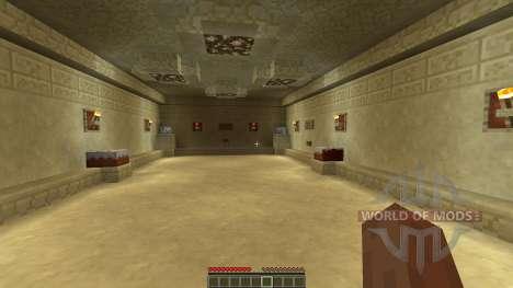 DeathRun pour Minecraft