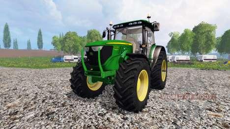 John Deere 6130R für Farming Simulator 2015