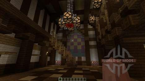 Townhall of Merovia [1.8][1.8.8] für Minecraft