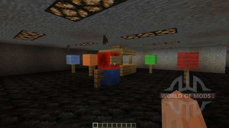 Freddys Fazbears Pizzaria 2 für Minecraft