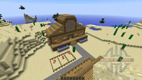 Western City pour Minecraft