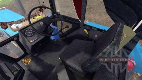 MTZ-82.1 Belarus tuning v2.3 für Farming Simulator 2015