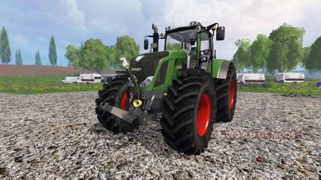 Fendt 828 Vario v4.2 pour Farming Simulator 2015