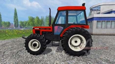 Zetor 7340 Turbo FH pour Farming Simulator 2015