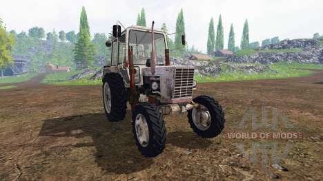 MTZ-80 v2.2 für Farming Simulator 2015