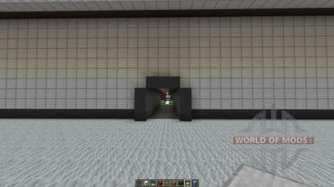 World Cup Soccer Arena pour Minecraft