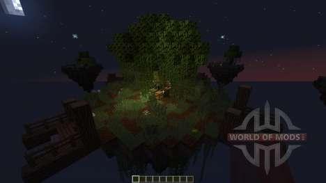 Map skywars [1.8][1.8.8] pour Minecraft