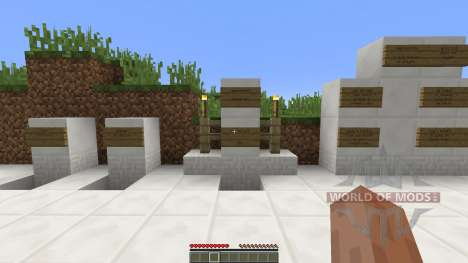 AutomatorMCs Randomly Generated pour Minecraft