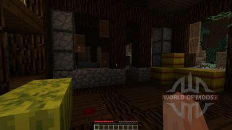 Walls Map The Forgotten Mountain [1.8][1.8.8] für Minecraft