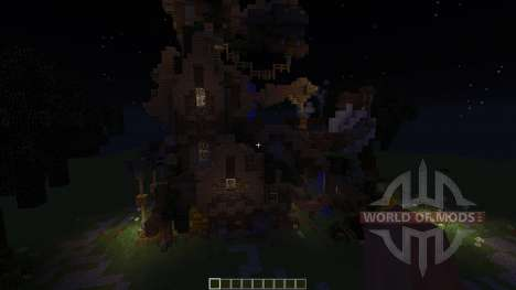 Steampunk Fantasy Workshop für Minecraft