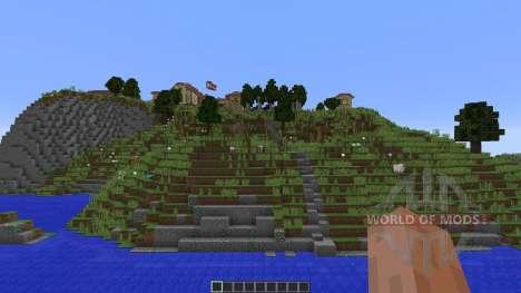 Roman Villa pour Minecraft
