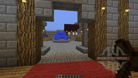 Cliffs WM WP Terrain pour Minecraft