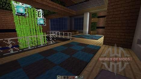PLANINA A Modern House pour Minecraft