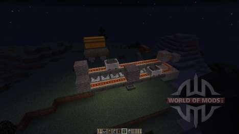 Maison moderne für Minecraft