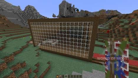 World O House für Minecraft