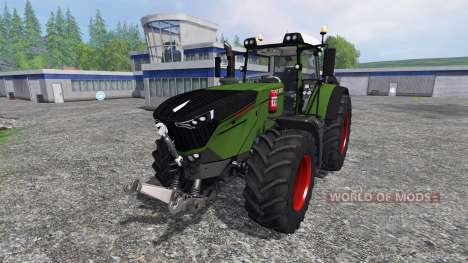 Fendt 1000 Vario v1.5 für Farming Simulator 2015