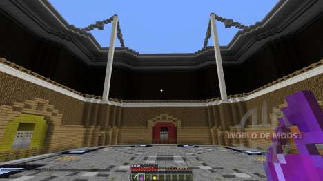 The PvP arena [1.8][1.8.8] pour Minecraft