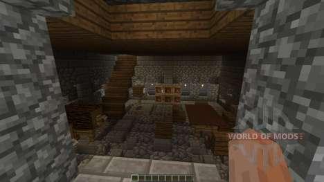 MINI Castle für Minecraft