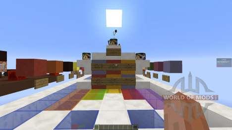 Crazy Jump Chalange für Minecraft