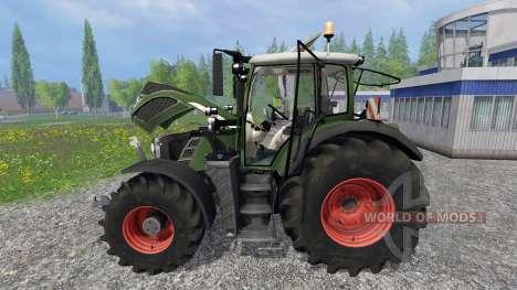 Fendt 718 Vario v3.0 pour Farming Simulator 2015