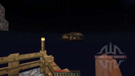 Sky Homes pour Minecraft