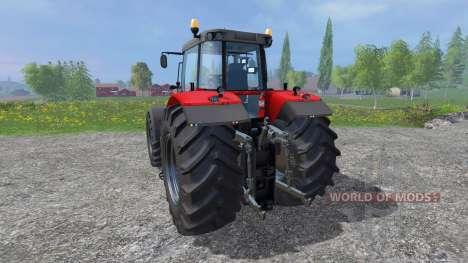 Massey Ferguson 7622 v2.0 pour Farming Simulator 2015