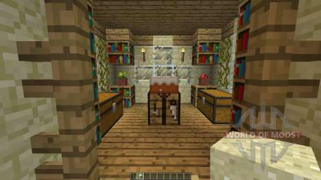 AMBROSIA Simple Desert House [1.8][1.8.8] für Minecraft