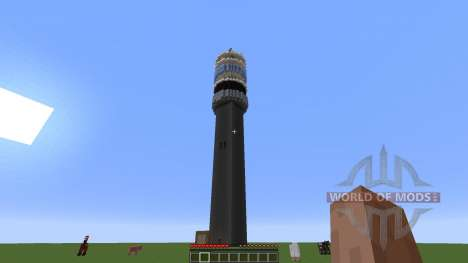 Torre Entel Chile für Minecraft
