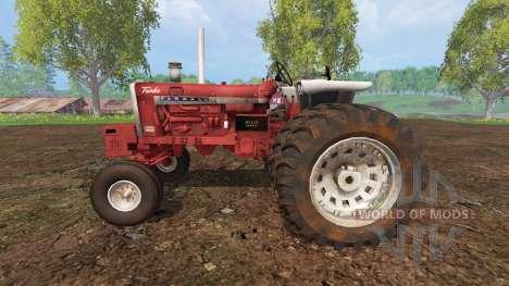 Farmall 1206 dually wheels für Farming Simulator 2015