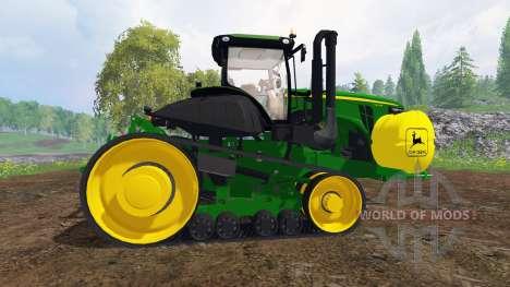 John Deere 9560RT v2.1 pour Farming Simulator 2015