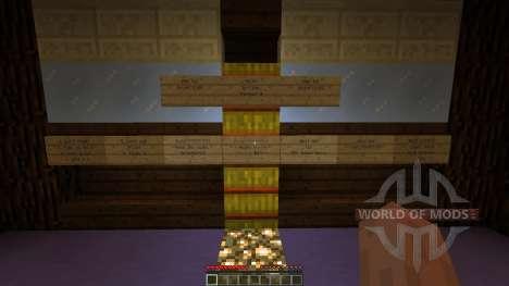 SenTineL Parkour pour Minecraft