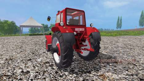 MTZ-80 v1.3 für Farming Simulator 2015