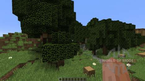 Sigurs Shack Atmosphere pour Minecraft