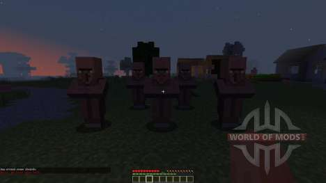 Too many pigs [1.8][1.8.8] pour Minecraft