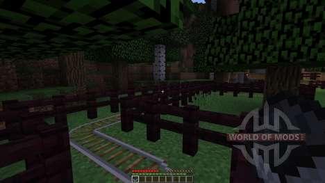 Neeedy11s Roller Coaster für Minecraft