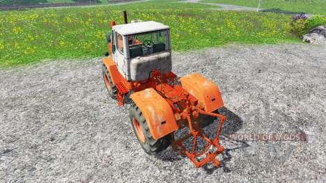 Т-150 v3.0 [modifier] pour Farming Simulator 2015